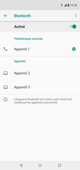 Wiko View 2 - Bluetooth - connexion Bluetooth - Étape 11