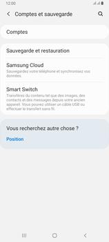 Samsung Galaxy A80 - Aller plus loin - Gérer vos données depuis le portable - Étape 8