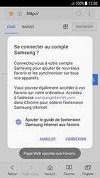 Samsung Galaxy A5 (2016) - Android Nougat - Internet et roaming de données - Navigation sur Internet - Étape 11