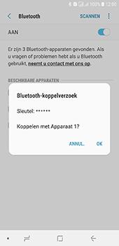 Samsung galaxy-j6-sm-j600fn-ds - Bluetooth - Headset, carkit verbinding - Stap 8