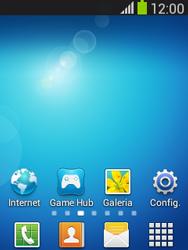 Samsung S5310B Galaxy Pocket Neo - Chamadas - Como bloquear chamadas de um número específico - Etapa 1