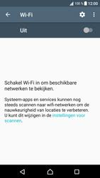 Sony Xperia XA1 - wifi - handmatig instellen - stap 5
