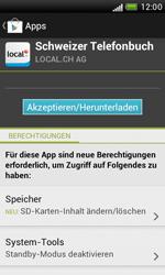 HTC Desire X - Apps - Installieren von Apps - Schritt 9