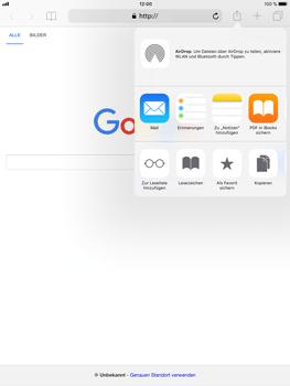 Apple iPad mini 3 - Internet - Internet verwenden - 2 / 2