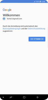 Samsung Galaxy S9 Plus - E-Mail - Konto einrichten (gmail) - 11 / 16