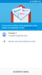 Samsung G930 Galaxy S7 - Android Nougat - E-mail - Configuration manuelle (gmail) - Étape 15
