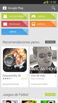 Samsung Galaxy Note 3 - Aplicaciones - Tienda de aplicaciones - Paso 22