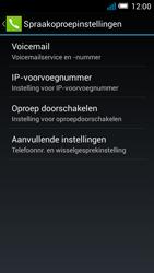 Alcatel OT-7041X Pop C7 - voicemail - handmatig instellen - stap 7
