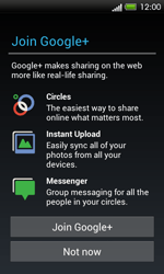 HTC One SV - Applications - Setting up the application store - Step 11