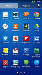 Samsung SM-G3815 Galaxy Express 2 - E-Mail - Manuelle Konfiguration - Schritt 3