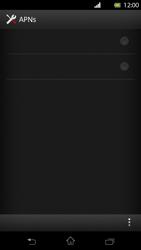 Sony Xperia T - Internet - Manuelle Konfiguration - 9 / 25