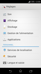 Sony Xpéria E3 - Applications - Supprimer une application - Étape 4