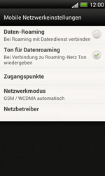 HTC One V - Ausland - Auslandskosten vermeiden - 7 / 7