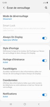 Samsung Galaxy Note 10 - Sécuriser votre mobile - Activer le code de verrouillage - Étape 5
