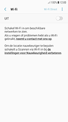 Samsung A520F Galaxy A5 (2017) - Android Oreo - Wi-Fi - Verbinding maken met Wi-Fi - Stap 6
