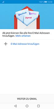 Huawei Mate 10 Pro - Android Pie - E-Mail - Konto einrichten (gmail) - Schritt 5