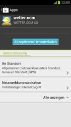 Samsung I9300 Galaxy S III - Apps - Herunterladen - Schritt 14