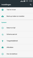 Wiko Lenny 3 - Toestel - Software update - Stap 5