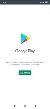 Xiaomi Mi Mix 3 5G - Apps - Einrichten des App Stores - Schritt 3