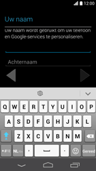 Huawei Ascend P6 LTE - apps - account instellen - stap 5