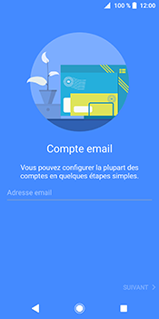Sony Xperia XZ2 - E-mails - Ajouter ou modifier votre compte Outlook - Étape 6