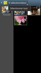 Samsung Galaxy Note 2 - Photos, vidéos, musique - Envoyer une photo via Bluetooth - Étape 8