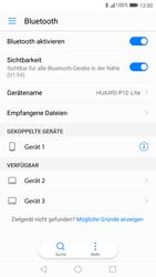 Huawei P10 Lite - Bluetooth - Geräte koppeln - Schritt 9