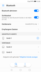 Huawei P10 Lite - Bluetooth - Geräte koppeln - 9 / 10