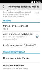 Huawei Ascend Y330 - Internet - configuration manuelle - Étape 8