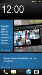 HTC One Mini - Applications - Comment désinstaller une application - Étape 1
