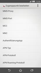 Sony Xperia Z2 - Internet - Apn-Einstellungen - 14 / 19