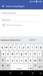 HTC One A9 - Android Nougat - E-Mail - Konto einrichten (yahoo) - Schritt 6