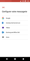 Sony Xperia XZ2 Compact - E-mail - Configuration manuelle (gmail) - Étape 8