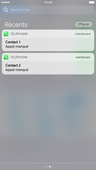 Apple Apple iPhone 6s Plus iOS 10 - iOS features - Personnaliser les notifications - Étape 13