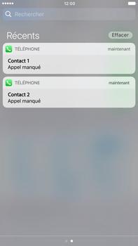 Apple Apple iPhone 6 Plus iOS 10 - iOS features - Personnaliser les notifications - Étape 13