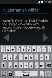 Samsung Galaxy Young 2 - Apps - Konto anlegen und einrichten - 9 / 25