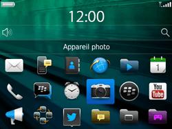 BlackBerry 9720 - Photos, vidéos, musique - Créer une vidéo - Étape 3