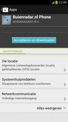 Samsung I9300 Galaxy S III - Applicaties - Download apps - Stap 14