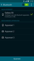 Samsung G900F Galaxy S5 - bluetooth - aanzetten - stap 7