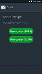 Doro 8035 - E-mail - Account instellen (POP3 zonder SMTP-verificatie) - Stap 7
