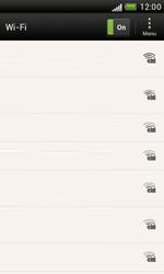 HTC Desire X - WiFi - Configuration du WiFi - Étape 7