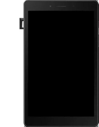 Samsung galaxy-tab-a-8-0-lte-2019-sm-t295 - Instellingen aanpassen - SIM-Kaart plaatsen - Stap 5