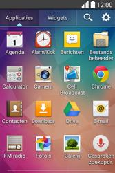 LG L40 (D160) - SMS en MMS - Handmatig instellen - Stap 3
