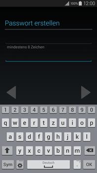 Samsung Galaxy Note 4 - Apps - Einrichten des App Stores - Schritt 11