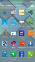 Alcatel One Touch Idol Mini - Apps - Installieren von Apps - Schritt 4