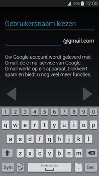 Samsung Galaxy Note 4 4G (SM-N910F) - Applicaties - Account aanmaken - Stap 8