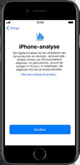 Apple iPhone 8 Plus (Model A1897) - Instellingen aanpassen - Activeer het toestel en herstel jouw iCloud-data - Stap 27