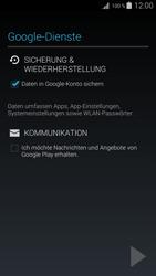 Samsung I9195 Galaxy S4 Mini LTE - E-Mail - Konto einrichten (gmail) - Schritt 13