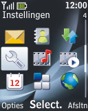 Nokia 2330 classic - Internet - handmatig instellen - Stap 4