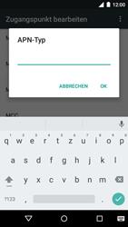 Motorola Moto G 3rd Gen. (2015) - Internet - Manuelle Konfiguration - 17 / 20